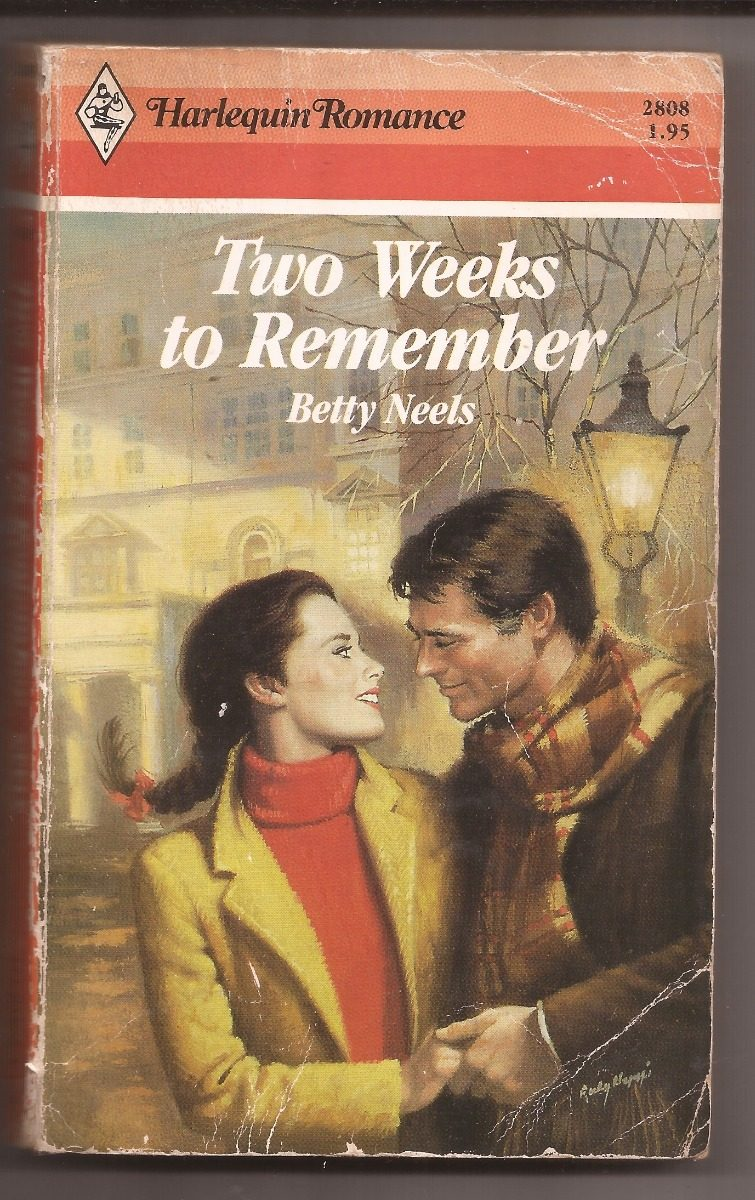 Remember Libro Two Weeks To Remember Betty Neels Libro En Ingles 141 25