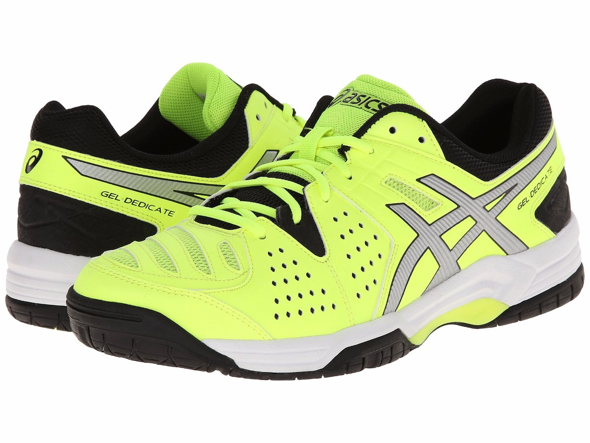 Zapatillas Con Suela De Gel Zapatillas Asics Gel Dedicate 4 Suela Clay Y All Court