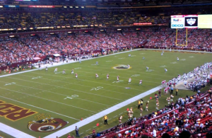 Preseason Game Four: Redskins vs. Bucs (2011)