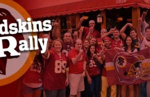 Washington Redskins Rally at Elmer's In Tampa Bay