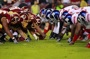 Washington Redskins Vs New York Giants Week 13