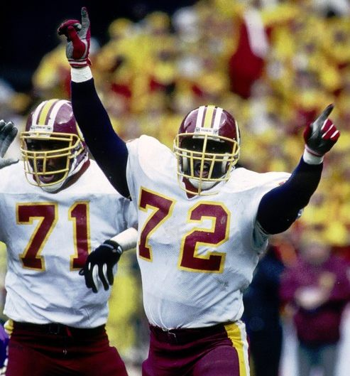 dexandcharles Flashback Friday: Charles Mann and Dexter Manley (Video)