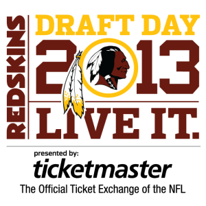 draft day party LiveIt 2013 300x300 RG3 to Make Appearance at Redskins Draft Day Party