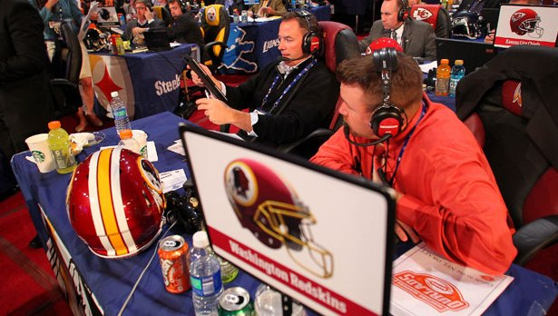 redskins mock draft Redskins Mock Draft: 2014 (2nd Edition)