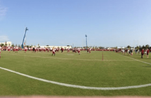 Washington Redskins Training Camp Drills 7-30-2014