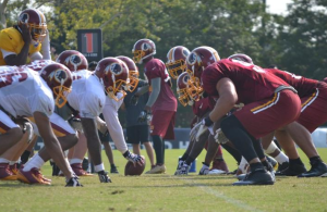 Redskins Training Camp Drills; Recap Day 7