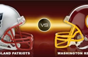 Redskins vs Patriots Preseason Game 1 Preview