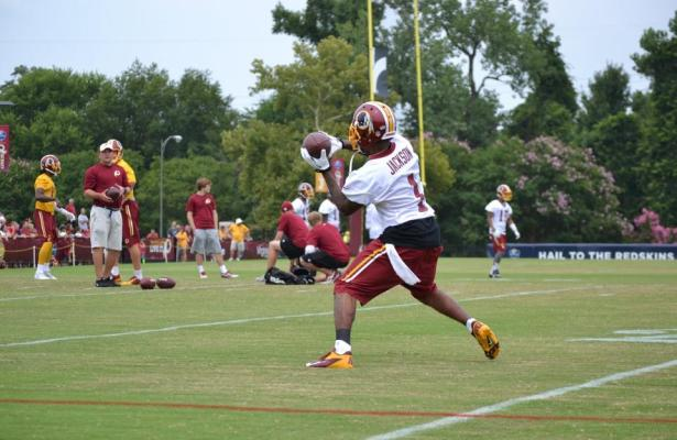 Jason Hatcher Press Conference; Training Camp Drills, Recap 8-9-2014