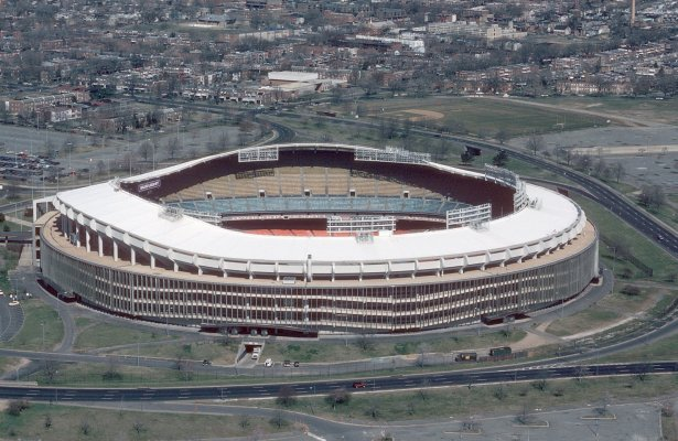 Redskins Organization has Started the Process of Designing a new Stadium
