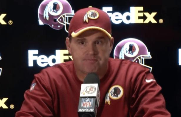 Redskins Press Conferences: Jay Gruden 9-25-2014