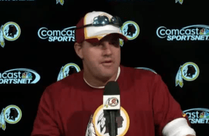 Redskins Press Conferences: Jay Gruden 9-30-2014