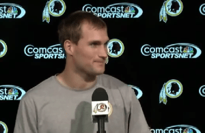 Washington Redskins Press Conferences: Jay Gruden & Kirk Cousins 10-8-2014