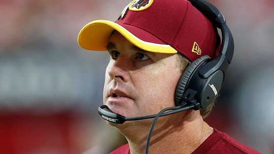 Jay Gruden Post Game Press Conference 12-7-2014