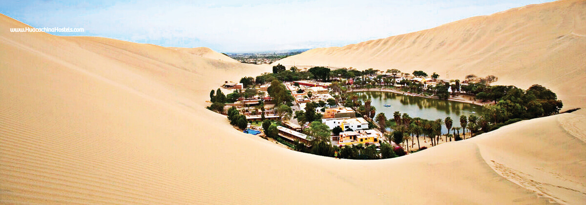 Buggy Adventure Paracas Huacachina Hostels Tour Packages