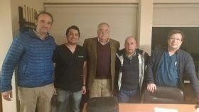 Dres. Sotomayor, Rubio, De la Paz, Cepeda y Castelli