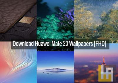Download Huawei Mate 20 Live Wallpapers and Stock Wallpapers | EMUI 9.0 Wallpapers | Huawei Advices