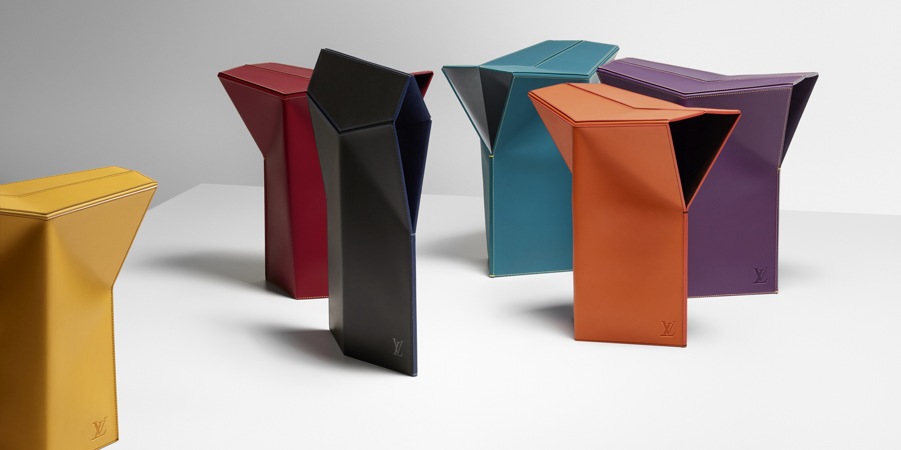 Tabouret India Mahdavi Louis Vuitton Bureau Of Merchants