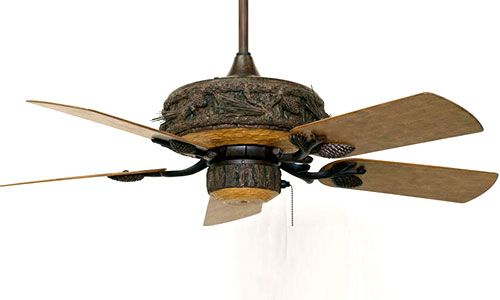 Copper Canyon Forest Breeze Outdoor Ceiling Fan By Kiva