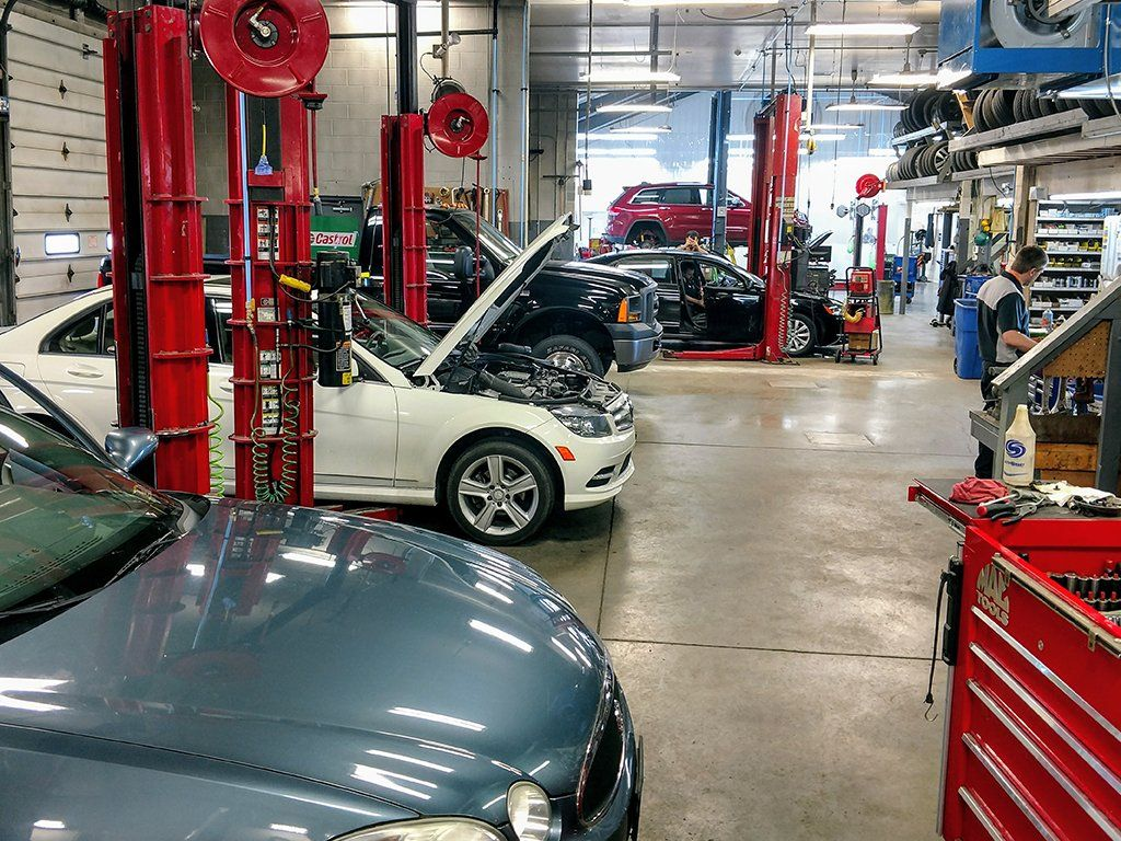 Repair Shop Huber S Auto Group Auto Repair