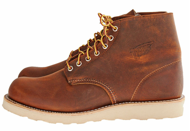 Red Wing Boots Hubert White