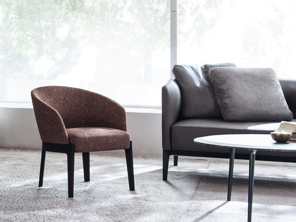 Small Armchair Chelsea Small Armchair By Molteni And C Hub Furniture