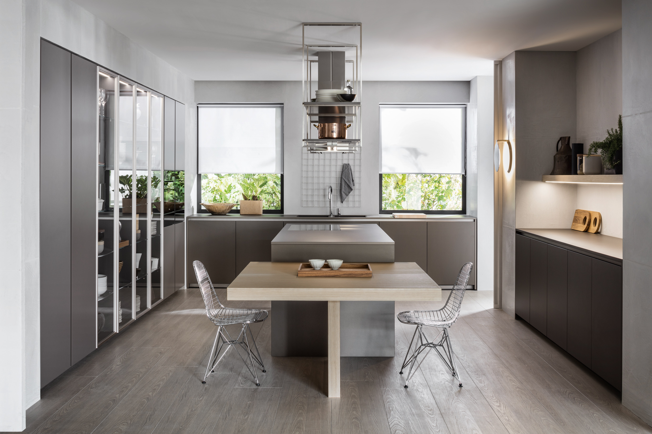 Cucina In Dada Hi Line 6 Kitchen By Dada Hub Furniture Lighting Living