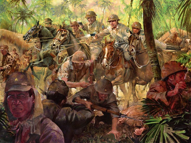 The Last US Cavalry Charge Huckberry