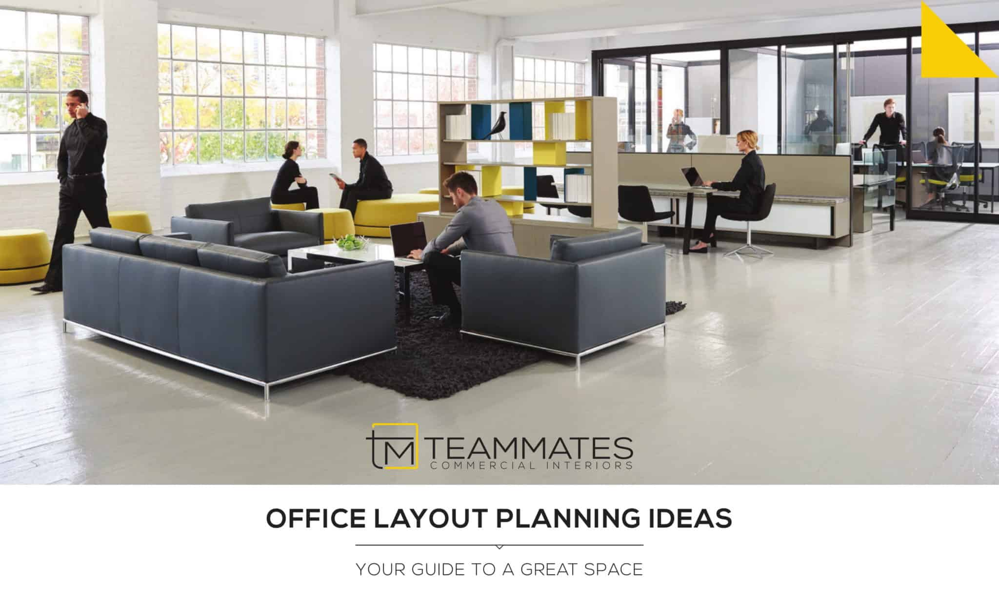 Office Arrangement Ideas Print Design Portfolio Flyers Brochures Booklets And More