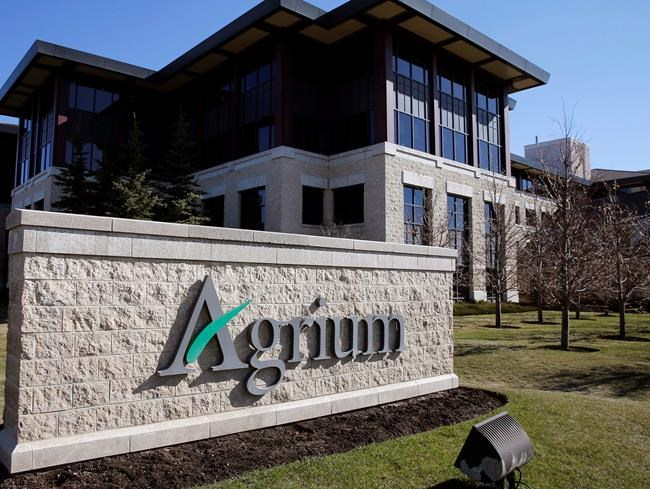 Potash, Agrium to combine, creating huge crop fertilizer