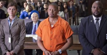 """Terrence Howard portrays Lucious Lyon in the season two premiere of """"Empire."""" Image: The Canadian Press"""