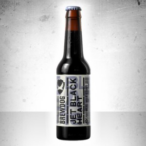 BrewDog JET BLACK HEART 1x330ml üveges