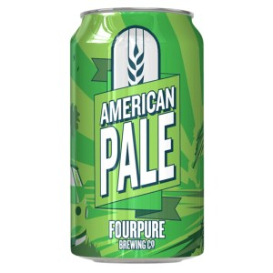 Fourpure American Pale 5% 1x330ml dobozos