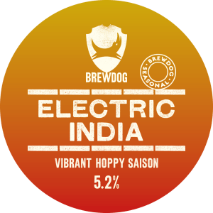 BrewDog ELECTRIC INDIA 20L KeyKeg