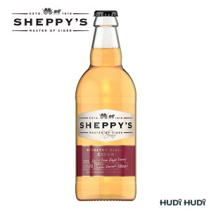 Sheppy's KINGSTON BLACK Dry Cider 6.5% 500ml üveges
