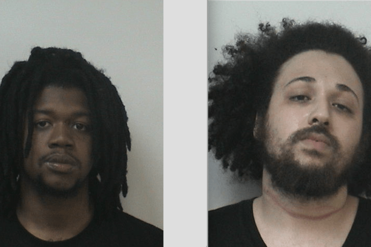 Two men busted in a home invasion in North Bergen, one of the victims was also charged for Possession of Marijuana