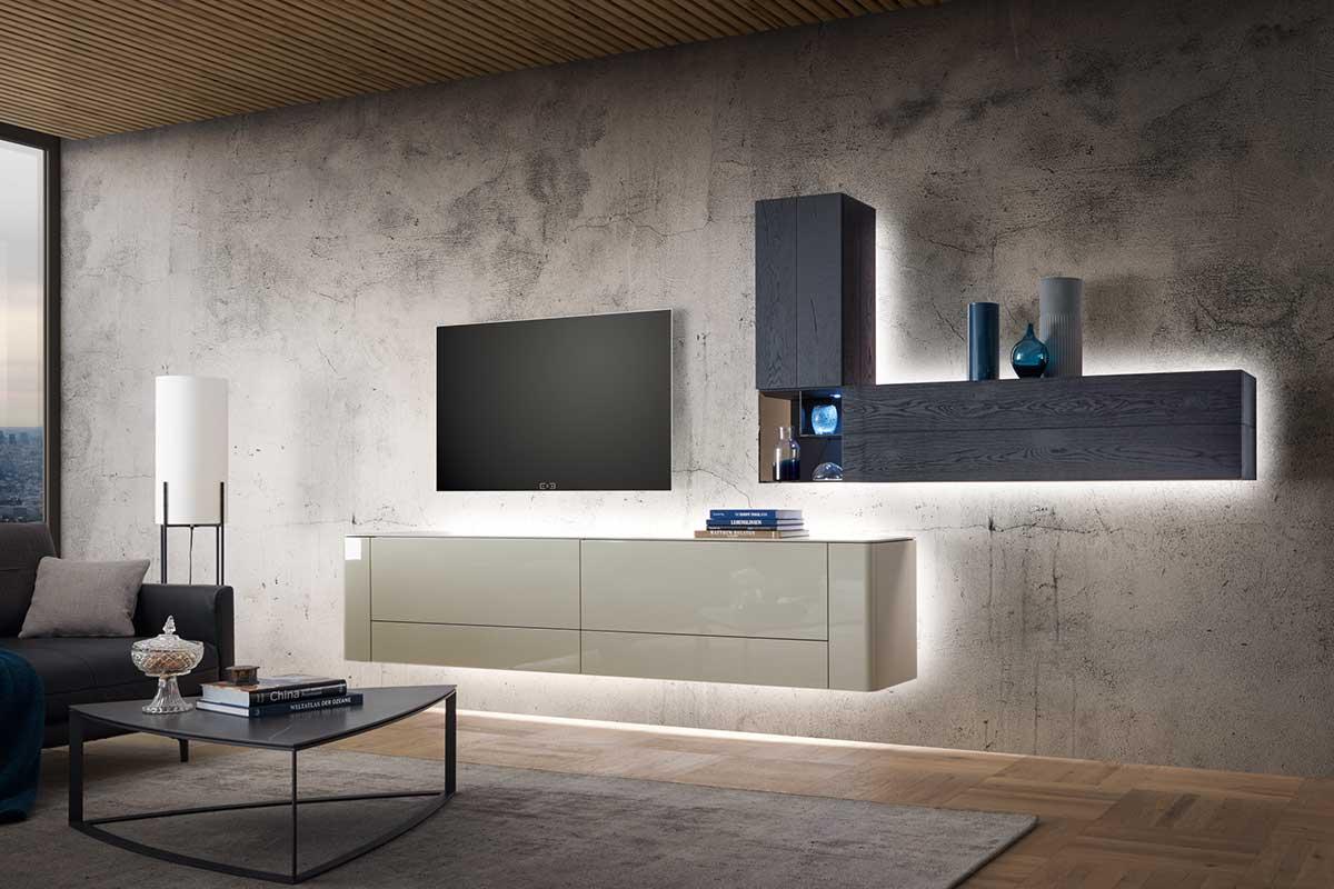 h lsta wohnwand gentis preis hlsta matratzen preise cool anzeigen bei dhdcom gebraucht. Black Bedroom Furniture Sets. Home Design Ideas