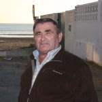 Ángel Mendoza, ex patrón mayor de la Cofradía de Pescadores de Punta Umbría.
