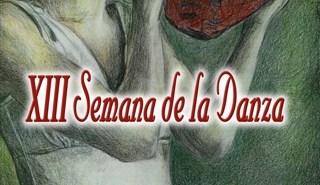 Cartel de la Semana de la Danza en Bollullos.