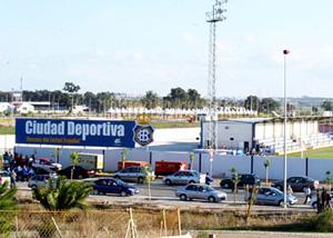 Ciudad Deportiva del Recreativo.