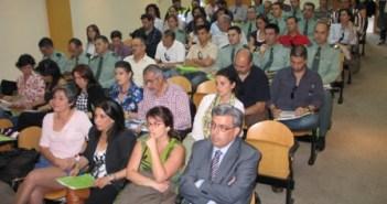Jornadas contra la violencia en Moguer.