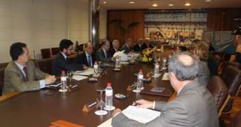 Consejo de administración del Puerto.