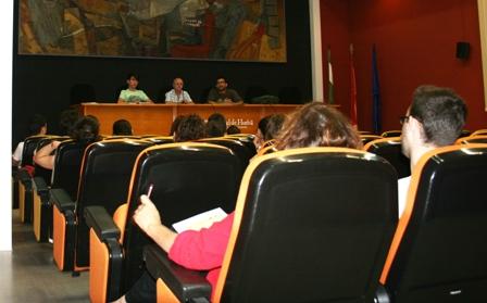 Jornada CCOO insercion laboral UHU