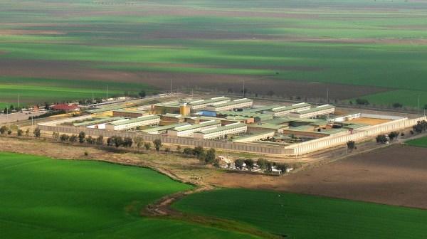 Vista aérea del Centro Penitenciario. (Rodolfo Barón).