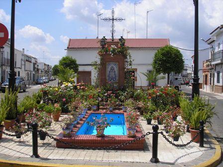 Cruz de mayo Almonte