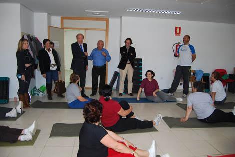 Escuelas saludables de Huelva.