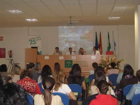 Jornadas en el Infanta Elena de Huelva.