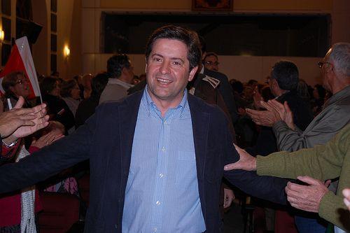 Juan Serrato, candidato del PSOE.