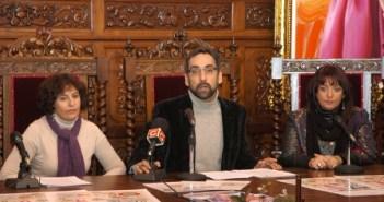 Antonio Rodriguez Castillo en una comparecencia pública.