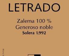 Bodegas Iglesias ha triunfado con Letrado