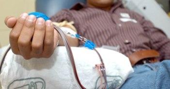 La donación es un acto altruista.